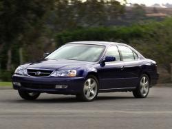 Acura TL II Рестайлинг
