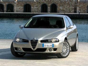 Alfa Romeo 156 I Рестайлинг Седан