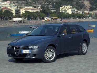 Alfa Romeo 156 I Рестайлинг Универсал 5 дв.