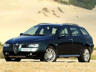 Alfa Romeo 156 I Рестайлинг Универсал 5 дв. Crosswagon Q4