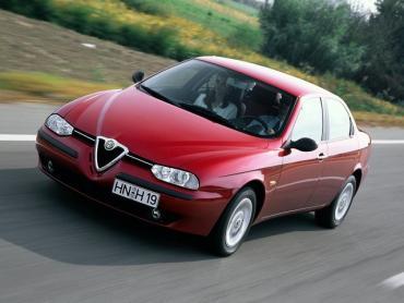 Alfa Romeo 156 I Седан