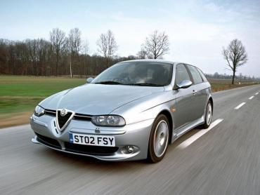 Alfa Romeo 156 I Универсал 5 дв.