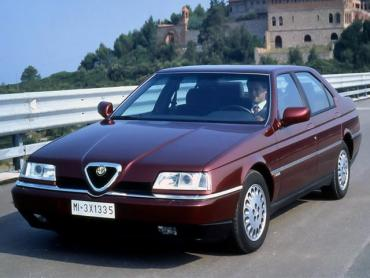 Alfa Romeo 164 I Рестайлинг Седан