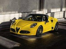 Alfa Romeo 4C Тарга