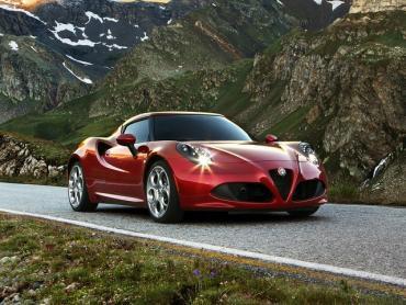 Alfa Romeo 4C I Купе