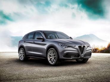 Alfa Romeo Stelvio I Внедорожник 5 дв.