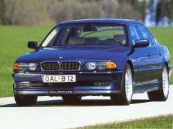 Alpina B12 E38