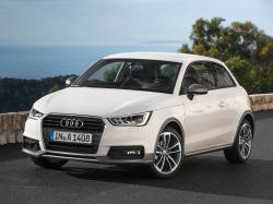Audi A1 I Рестайлинг Хэтчбек 3дв.