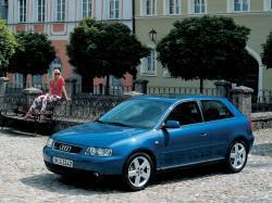 Audi A3 I (8L) Рестайлинг Хэтчбек 3дв.