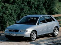 Audi A3 I (8L) Рестайлинг Хэтчбек 5дв.