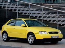 Audi A3 I (8L) Хэтчбек 3дв.