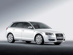 Audi A3 II (8P) Рестайлинг 1Хэтчбек 5дв.