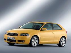 Audi A3 II (8P)