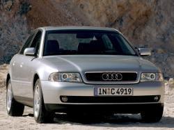 Audi A4 I (B5) Рестайлинг Седан