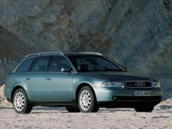 Audi A4 I (B5) Рестайлинг Универсал 5дв.