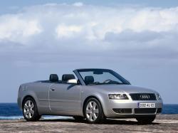 Audi A4 II (B6) Кабриолет