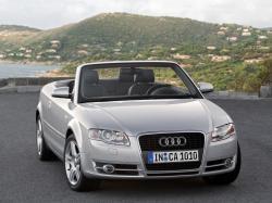 Audi A4 III (B7) Кабриолет
