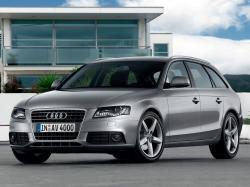Audi A4 IV (B8) Универсал 5дв.