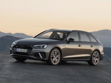 Audi A4 V (b9) рестайлинг Универсал 5 дв.