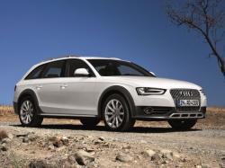 Audi A4 allroad IV (B8) Рестайлинг