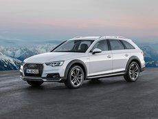 Audi A4 allroad V (B9)