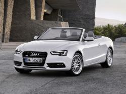 Audi A5 I Рестайлинг Кабриолет