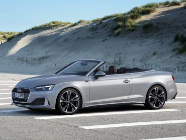 Audi A5 II (f5) рестайлинг Кабриолет