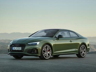 Audi A5 II (f5) рестайлинг Купе