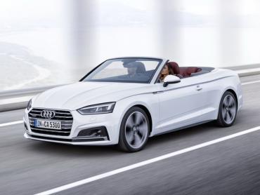 Audi A5 II Кабриолет