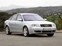Audi A6 II (C5) Рестайлинг Седан