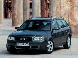Audi A6 II (C5) Рестайлинг Универсал 5дв.