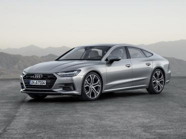 Audi A7 II Лифтбек