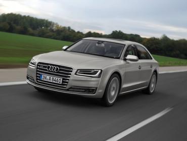 Audi A8 d4 Рестайлинг Седан Long