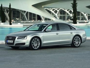 Audi A8 d4 Седан Long