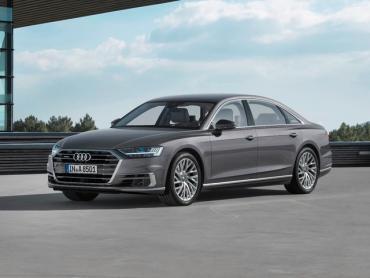 Audi A8 d5 Седан Long