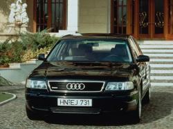 Audi A8 I (D2) Рестайлинг