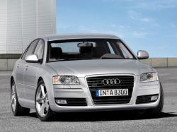 Audi A8 II (D3) Рестайлинг 2