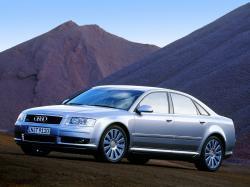 Audi A8 II (D3)