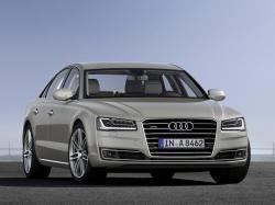 Audi A8 III (D4) Рестайлинг
