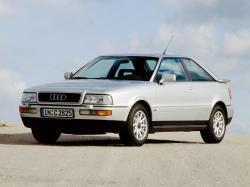 Audi Coupe II (B3) Рестайлинг