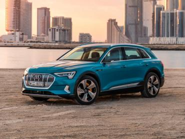 Audi e-tron I I Внедорожник 5 дв.