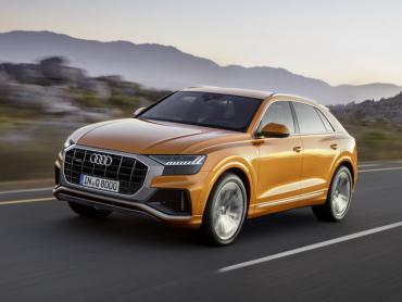 Audi Q8 I I Внедорожник 5 дв.