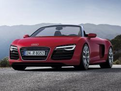 Audi R8 I Рестайлинг Родстер