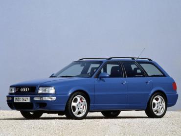 Audi RS 2 B4 I (b4) Универсал 5 дв.