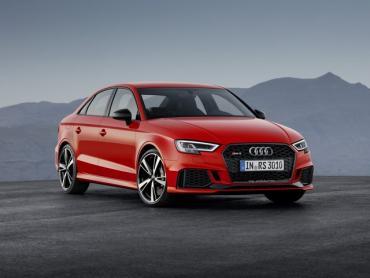 Audi RS 3 typ 8V Рестайлинг Седан