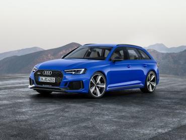 Audi RS 4 b9 Универсал 5 дв.