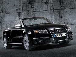 Audi RS4 II (B7) Кабриолет