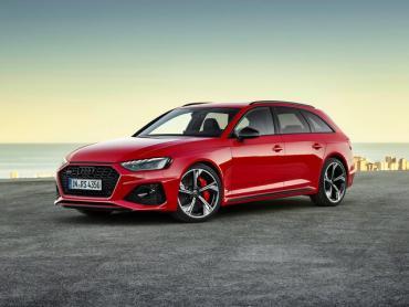 Audi RS 4 IV (b9) рестайлинг Универсал 5 дв.