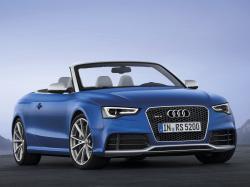 Audi RS5 Кабриолет