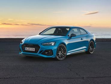 Audi RS 5 II (f5) рестайлинг Купе